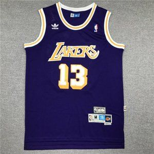 NEW NBA Nike Los Angeles Lakers Chamberlain Jersey